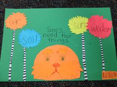 Dr. Seuss « green bean kindergarten