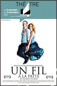UN FIL A LA PATTE au Théâtre 14