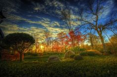Breathtaking fall colors.
