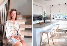 Fembarnsmoren Heidi lever godt med at huset ikke alltid er på stell. Hun har skapt et trendy hjem for hele familien – på budsjett.