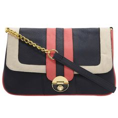 $55 Dorothy Perkins Colour Block Cross Body Bag