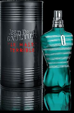Jean Paul Gaultier – Parfums homme – Le Male Terrible