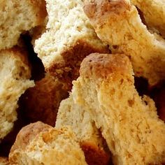 Buttermilk Ouma Rusks Recipe I'm going to miss these so much when I leave SA!