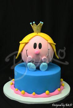 Mr Men And Little Miss Birthday Cake Little Miss And Mr Men - Little miss birthday cake