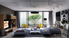 30 Living Rooms That Transcend Design Eras