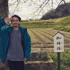 「クモヅカくんと奈良葛城山沿いの寺社巡りをしてみました。」