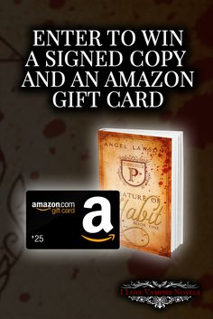 Win a $25 Amazon Gift Card & EBooks from Bestselling Author Angel Lawson