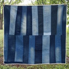 Five Bars Quilt | Folk Fibers