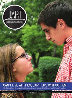ISSUU - The Dart Vol. 73 Issue 2 by DartNewsOnline