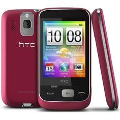 HTC F3188 Smart Red