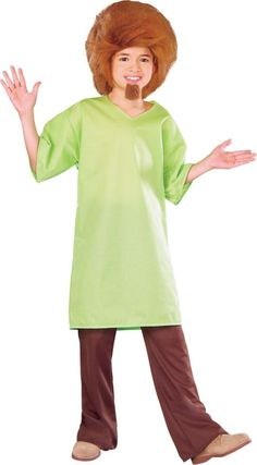 Boys Shaggy Costume - Scooby Doo - Party City