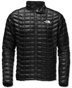 The North Face Men's Thermoball Packable Jacket - Black L