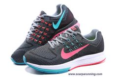 online retailer 3064f c2e03 Where Can I Find Nike Zoom Structure 18 Black Volt Pink Womens
