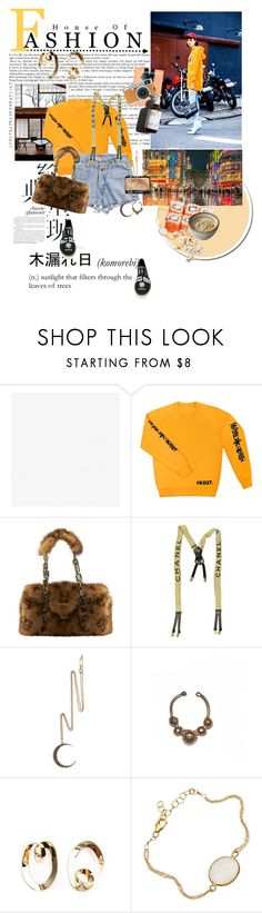 """elysian"" by la-rosy ❤ liked on Polyvore featuring Louis Vuitton, NARS Cosmetics, Chanel, Andrea Fohrman, Fujifilm, Marni, Kenzo, Garance Doré, StreetStyle and casual"