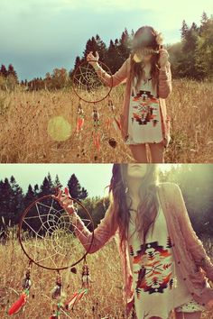 Dreamcatchers make everything more beautiful :)