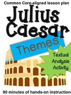 a literary analysis of the loyalty in julius caesar by william shakespeare Need help with act 4, scene 3 in william shakespeare's julius caesar check  out our revolutionary side-by-side summary and analysis.