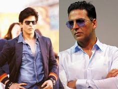 talk2paps: SRK and Akshay in list of highest paid actors by F...