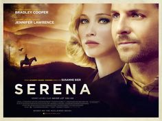#Serena #moviereview - Watch it for #JenniferLawrence!