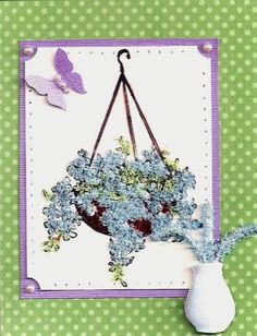 Flower Soft Technique by sharondh - Cards and Paper Crafts at Splitcoaststampers