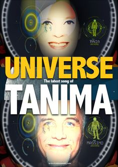 """""""UNIVERSE"""" the latest Song of TANIMA... IS NEAR!"""