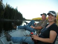 Woman River Camp remote fishing in Canada is a dream vacation for many! Fishing Videos, Fishing Tips, Canada Fishing Trips, Happy Fishing, Trophy Fish, River Camp, Relieve Back Pain, Back Pain Relief, Home And Away