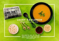 Image via We Heart It #harrypotter #leakycauldron