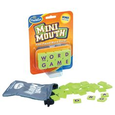 Mini Mouth Giveaway! ~ Winner: Amanda P.