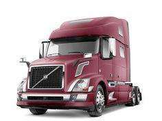 Volvo Trucks Long Haul Trucks