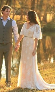 Ivy & Aster Then Came You wedding dress currently for sale at 50% off retail.
