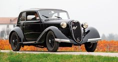 Alfa Romeo 6C 2300 Gran Turismo Pescara