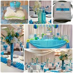 A Royal Prince Baby Shower...Impeccable Designs by Faith
