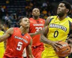 Marquette's Jamil Wilson expected to be OK following knee injury
