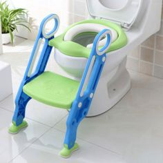 Strong Plastic Kids Stool Step Toilet Potty Training Lightweight Practical Sink