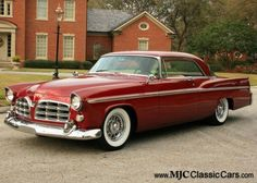 Chrysler 300B Coupe - 1956