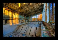 Swimming Pool Hall 2 by Timm Suess, via Flickr