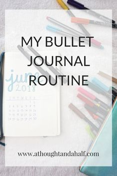 Why I love my bullet journal + tips and tricks for creating one that works for you!