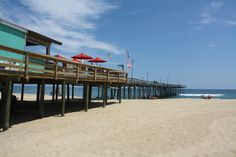 outer banks | Outer Banks Fishing Pier, Nags Head, NC
