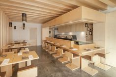 PLAN Associated Architects · Sushi Pearl · Divisare