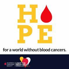 Leukemia awareness month giveaways