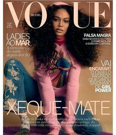 #JoanSmalls @joansmalls covers the latest #Vogue #Brasil #beauty #style #chic #glam #haute #couture #design #luxury #lifestyle #prive #moda #instafashion #Instastyle #instabeauty #instaglam #fashionista #instalike #streetstyle #fashion #photo #ootd #model #blogger #photography