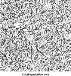 Doodles 25 Coloring Page