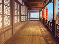 堆糖-美好生活研究所 Episode Interactive Backgrounds, Episode Backgrounds, Scenery Background, Background Drawing, Landscape Concept, Fantasy Landscape, Chinese Picture, Anime Places, Asian Architecture
