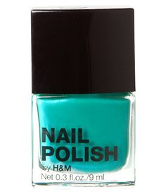H&M nail polish. I want all the colours!