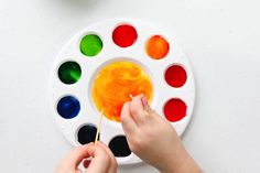 How to Make Watercolor Paints That are Safe for Kids | eHow