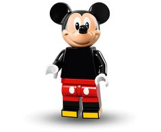 You probably love Legos, right? The company announced 18 new mini-figures Tuesday -- and they're all Disney-themed. Which means starting in May you can Lego away with some of your favorite Disney characters,. Lego Disney, Disney Pixar, Serie Disney, Walt Disney, Lego Minifigure, Disney Minifigures, Lego Mickey Mouse, Mickey Mouse Characters, Disney Characters