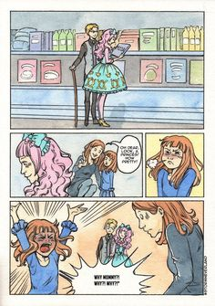 Lolita Lifestyle :: RibbonPlague | Tapastic Comics - image 1