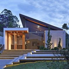 Inspirations Fantastic buildings with the great architecture architects architecture design celebrate design luxury furniture Architecture Design, Facade Design, Residential Architecture, Contemporary Architecture, Exterior Design, Contemporary Design, Architecture Colleges, Building Architecture, Home Arch Design