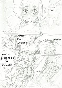 NaLu My Baby Dragon - My Pet Princess Chap 2 pg3 by Inubaki on DeviantArt