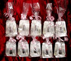 10 AVON / PARTY FAVORS / GIFT GOODIE BAGS / WOMENS TEENAGERS COSMETIC SAMPLES   eBay