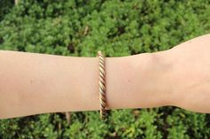 Mixed metal adjustable cuff $7.95 USD  #boho #gypsy #bohojewelry #hippiejewlery #gypsyjewelry